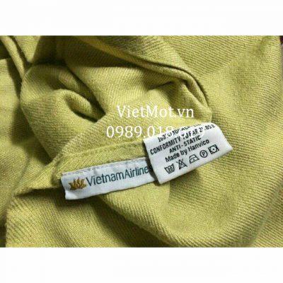 Mền nỉ Vietnam Airlines VIP hạng thương gia